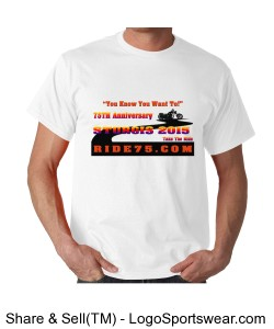 Sturgis Ride T-Shirt Design Zoom
